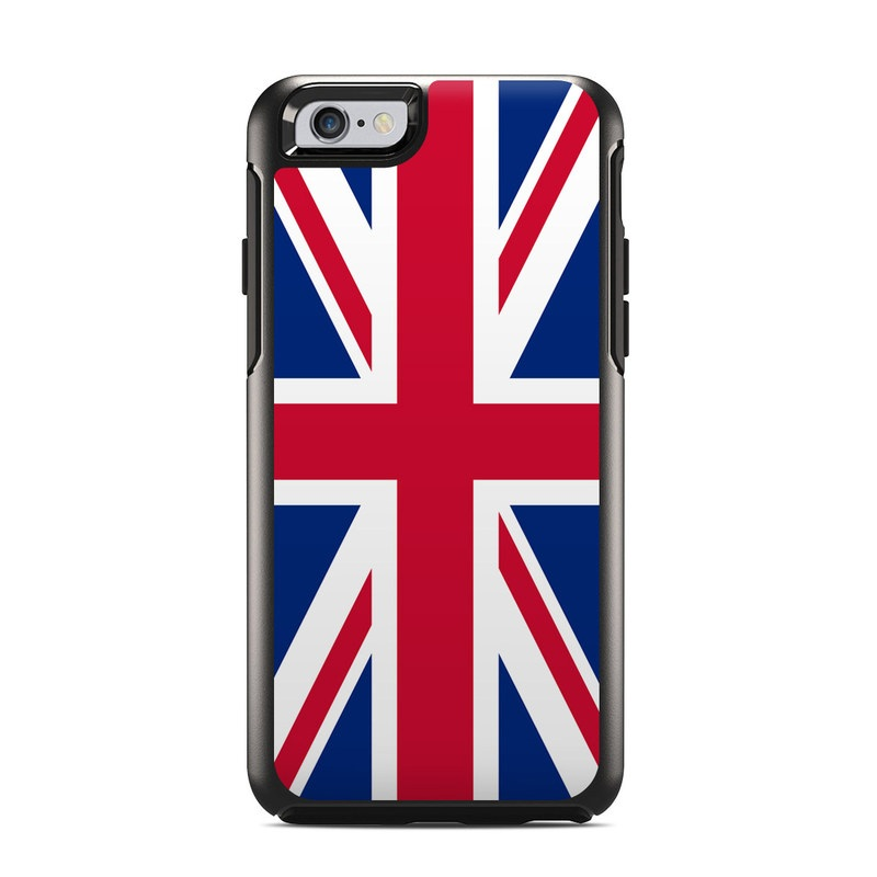 Union Jack OtterBox Symmetry iPhone 6s Skin