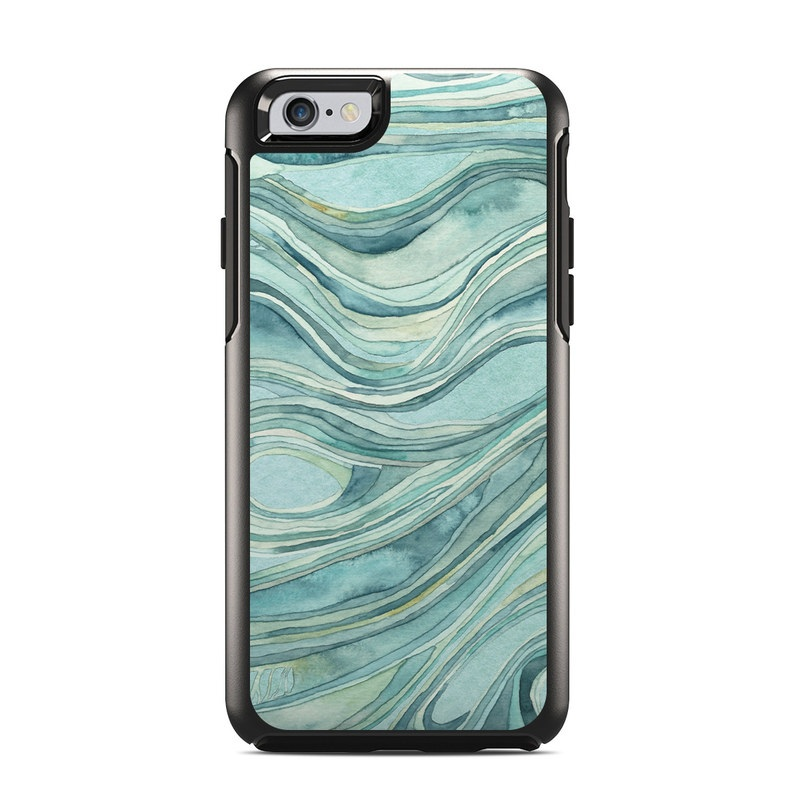 Waves OtterBox Symmetry iPhone 6s Skin