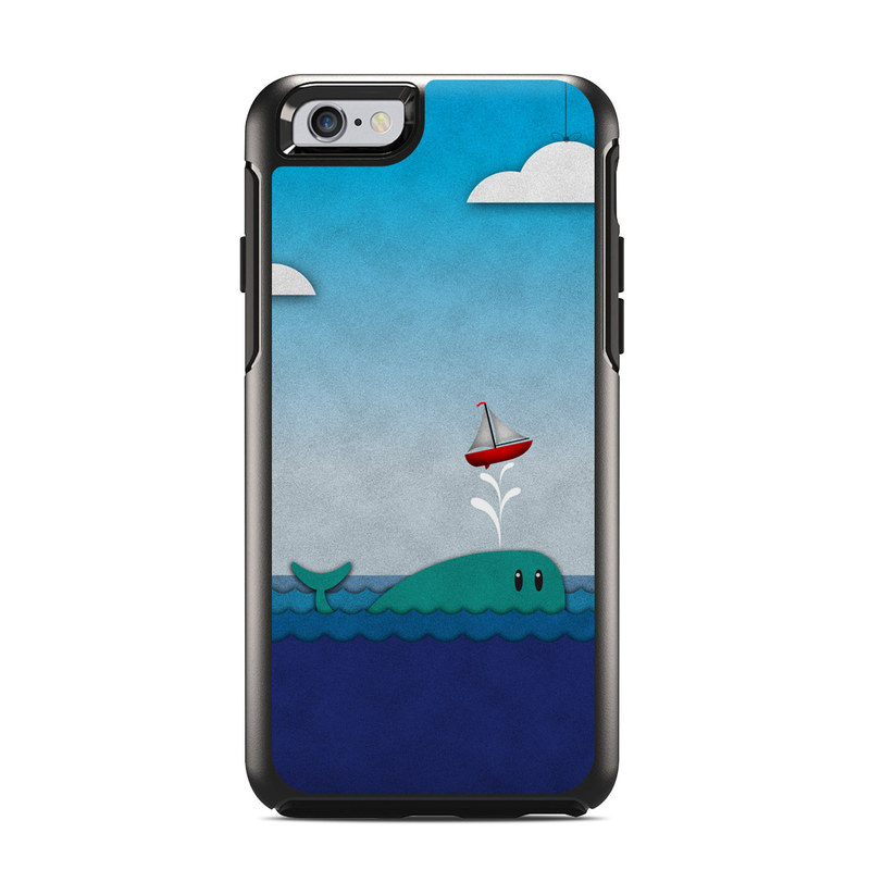 Whale Sail OtterBox Symmetry iPhone 6s Case Skin