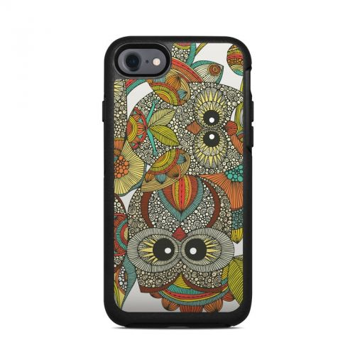 4 owls OtterBox Symmetry iPhone 7 Skin