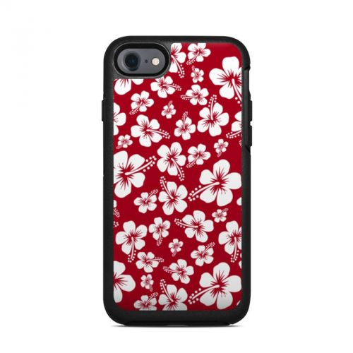Aloha Red OtterBox Symmetry iPhone 7 Skin