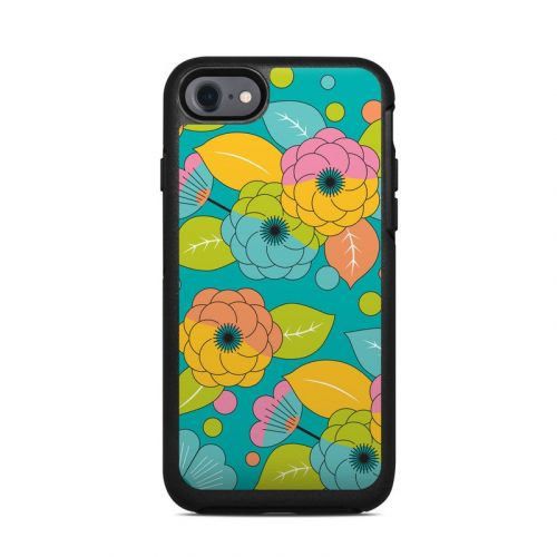 Blossoms OtterBox Symmetry iPhone 7 Skin