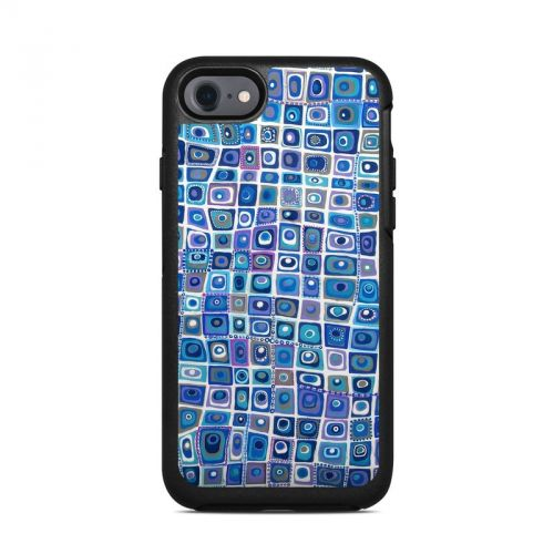 Blue Monday OtterBox Symmetry iPhone 7 Skin