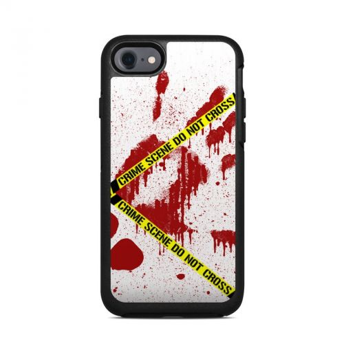 Crime Scene Revisited OtterBox Symmetry iPhone 7 Skin