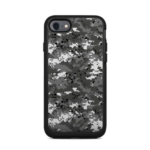 Digital Urban Camo OtterBox Symmetry iPhone 7 Skin