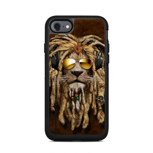 DJ Jahman OtterBox Symmetry iPhone 7 Skin