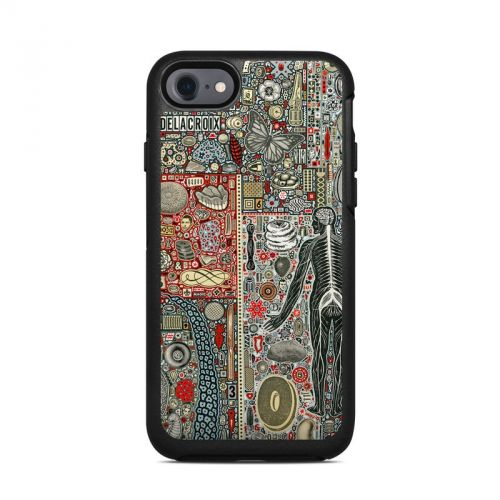 Everything and Nothing OtterBox Symmetry iPhone 7 Skin