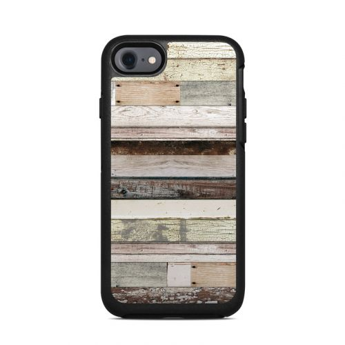 Eclectic Wood OtterBox Symmetry iPhone 8 Case Skin