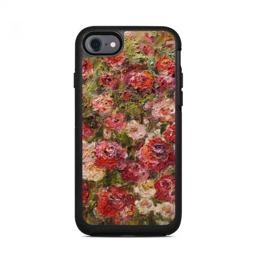 Fleurs Sauvages OtterBox Symmetry iPhone 7 Skin