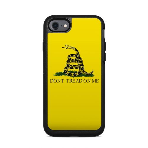 Gadsden Flag OtterBox Symmetry iPhone 8 Case Skin