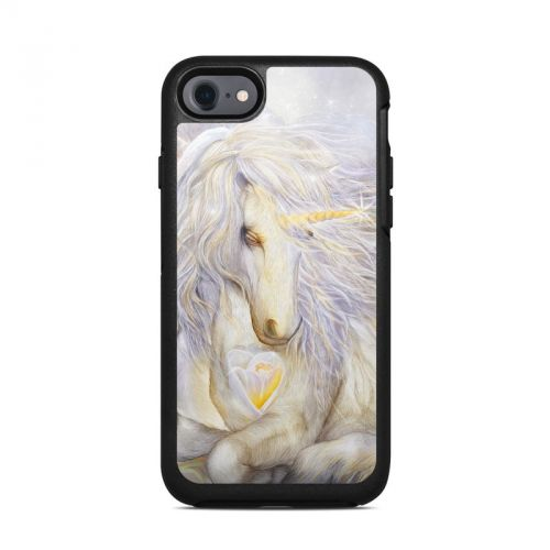 Heart Of Unicorn OtterBox Symmetry iPhone 7 Skin
