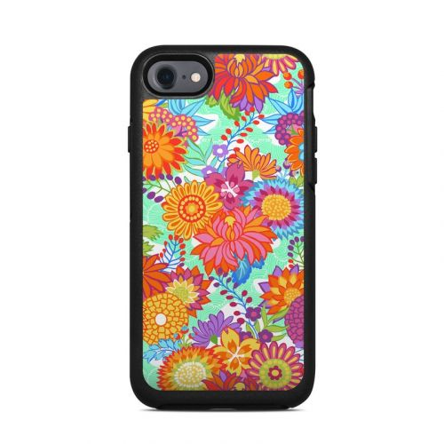 Jubilee Blooms OtterBox Symmetry iPhone 7 Skin
