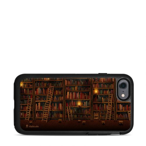 Library OtterBox Symmetry iPhone 7 Skin