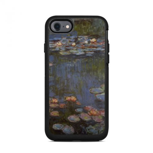Water lilies OtterBox Symmetry iPhone 7 Skin