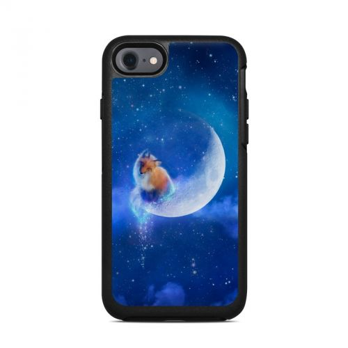Moon Fox OtterBox Symmetry iPhone 7 Skin