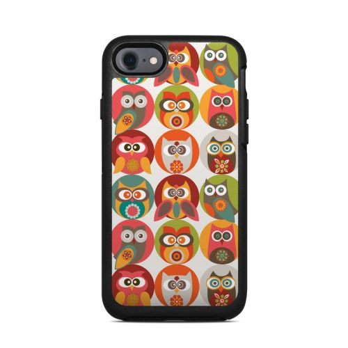 Owls Family OtterBox Symmetry iPhone 7 Skin