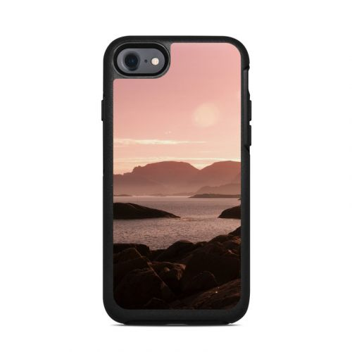 Pink Sea OtterBox Symmetry iPhone 7 Skin