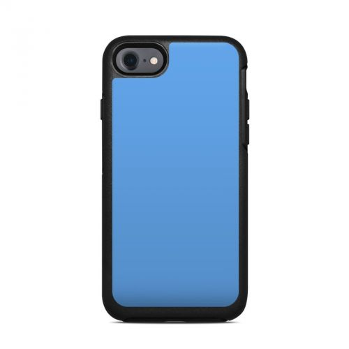 Solid State Blue OtterBox Symmetry iPhone 7 Skin