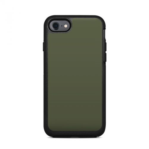 Solid State Olive Drab OtterBox Symmetry iPhone 7 Skin