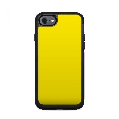Solid State Yellow OtterBox Symmetry iPhone 7 Skin