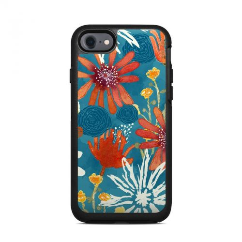 Sunbaked Blooms OtterBox Symmetry iPhone 7 Skin