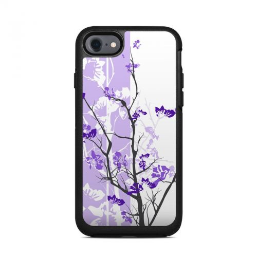 Violet Tranquility OtterBox Symmetry iPhone 7 Skin