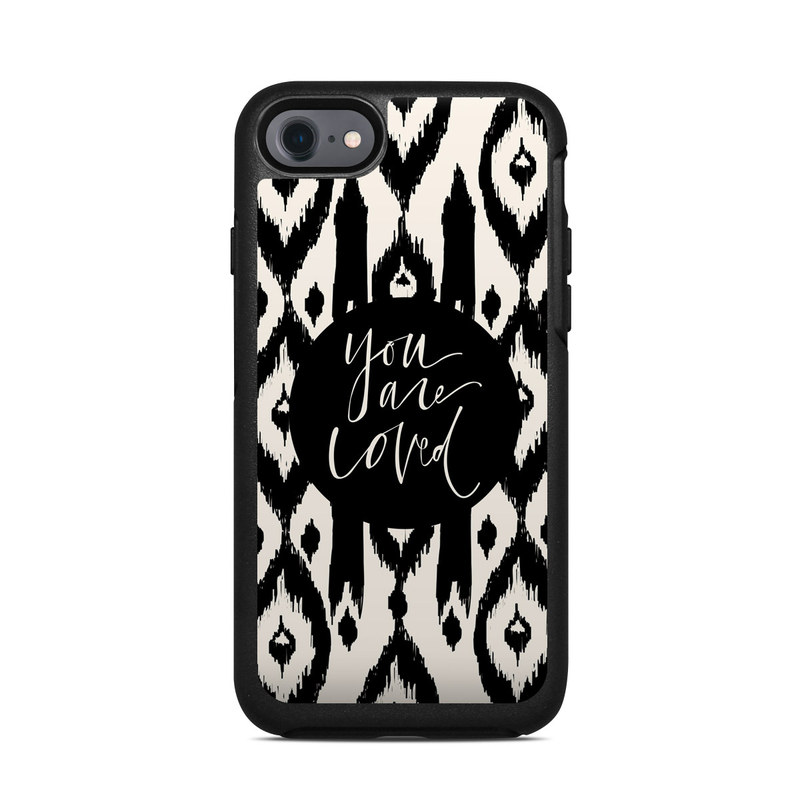 You Are Loved OtterBox Symmetry iPhone 8 Case Skin