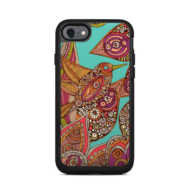 Bird In Paradise OtterBox Symmetry iPhone 8 Case Skin