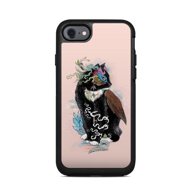 Black Magic OtterBox Symmetry iPhone 8 Case Skin