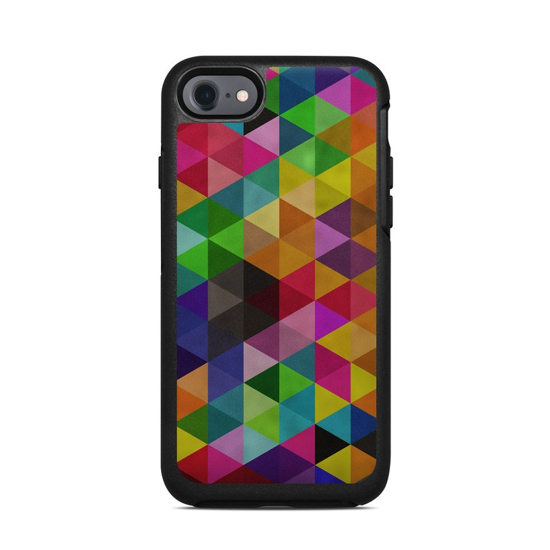 Connection OtterBox Symmetry iPhone 8 Case Skin