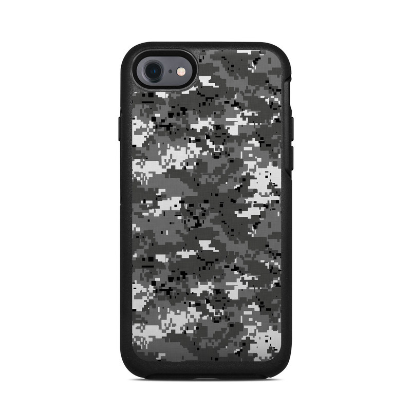 sale retailer 4095c 608d3 Digital Urban Camo OtterBox Symmetry iPhone 8 Case Skin