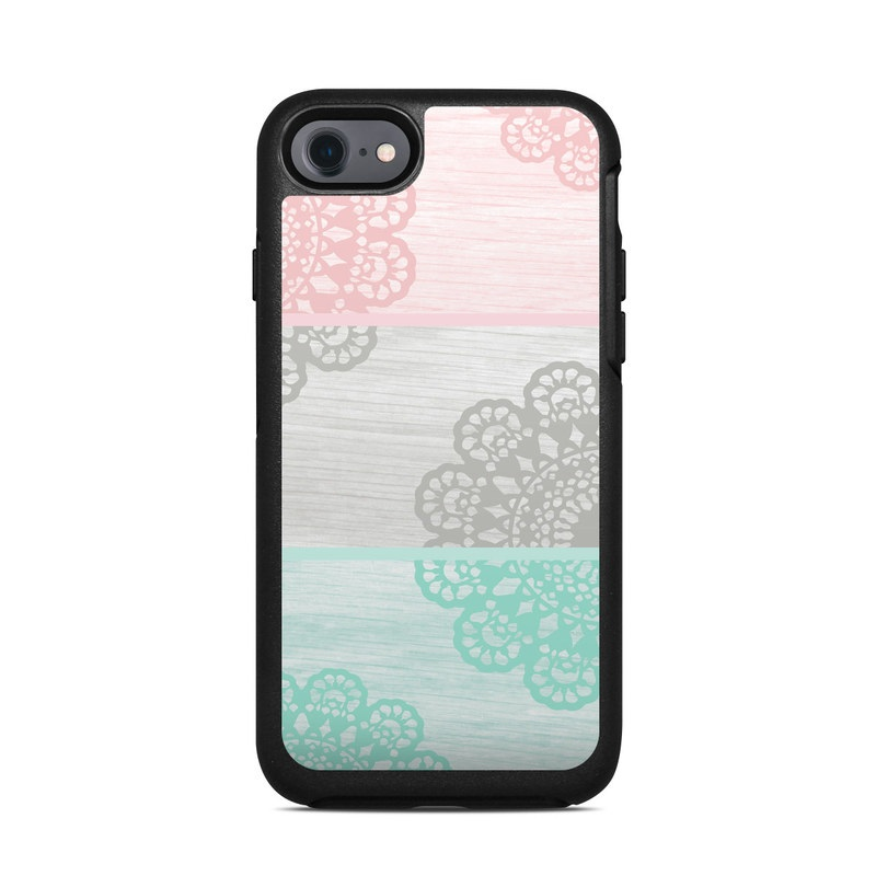 Doily OtterBox Symmetry iPhone 8 Case Skin