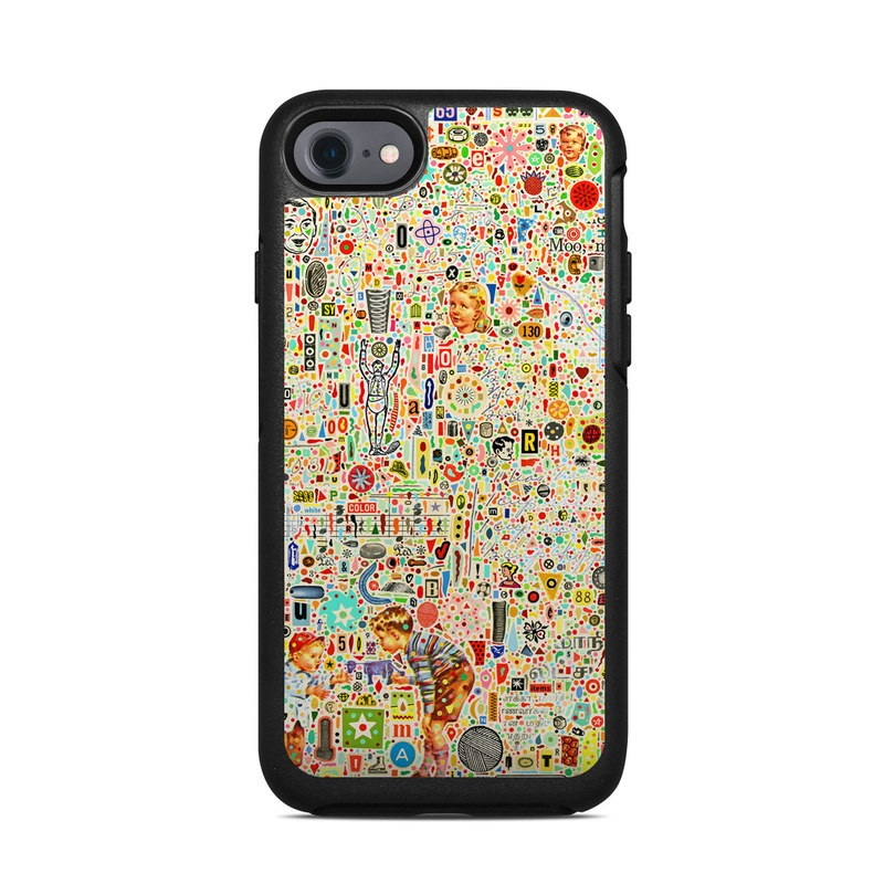Effloresce OtterBox Symmetry iPhone 8 Case Skin