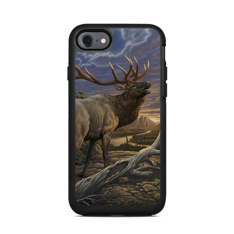 Elk OtterBox Symmetry iPhone 8 Case Skin