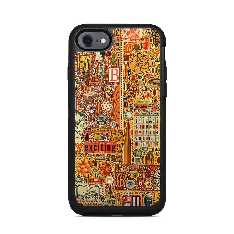 The Golding Time OtterBox Symmetry iPhone 8 Case Skin