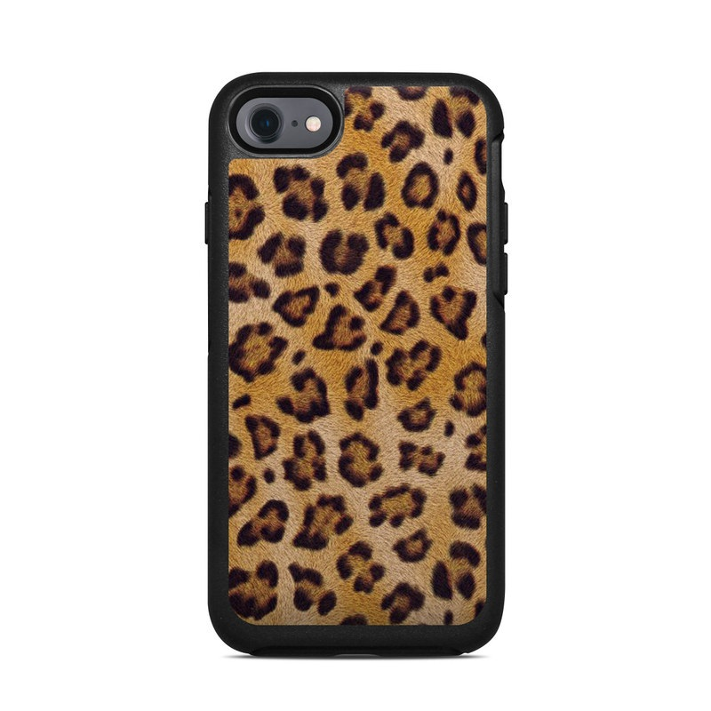 Leopard Spots OtterBox Symmetry iPhone 7 Skin