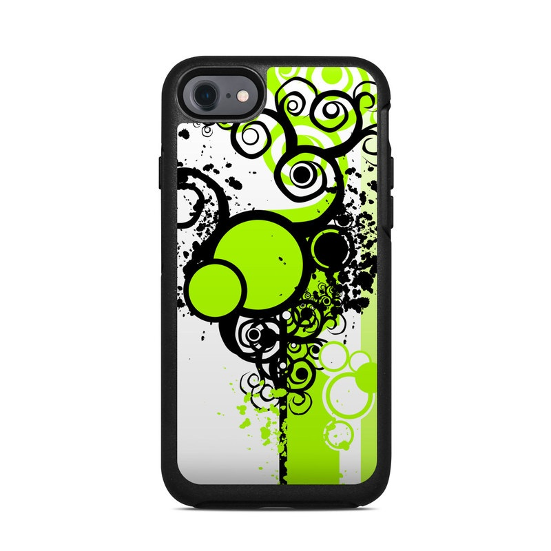 Simply Green OtterBox Symmetry iPhone 7 Skin