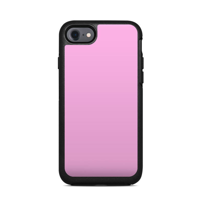 Solid State Pink OtterBox Symmetry iPhone 8 Case Skin