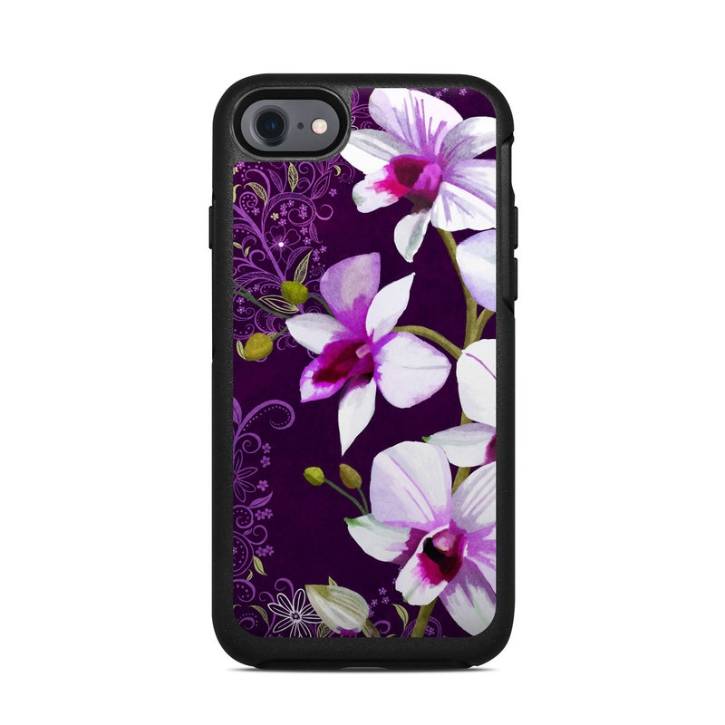Violet Worlds OtterBox Symmetry iPhone 7 Skin