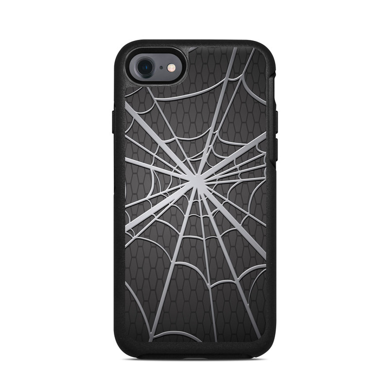 Webbing OtterBox Symmetry iPhone 8 Case Skin