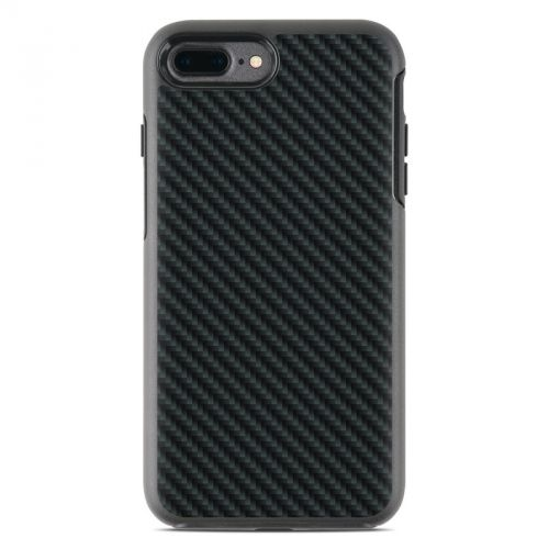 Carbon OtterBox Symmetry iPhone 8 Plus Case Skin