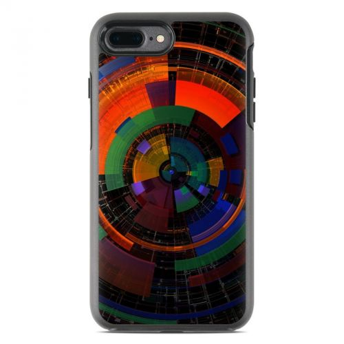 Color Wheel OtterBox Symmetry iPhone 7 Plus Skin