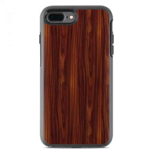 Dark Rosewood OtterBox Symmetry iPhone 8 Plus Case Skin