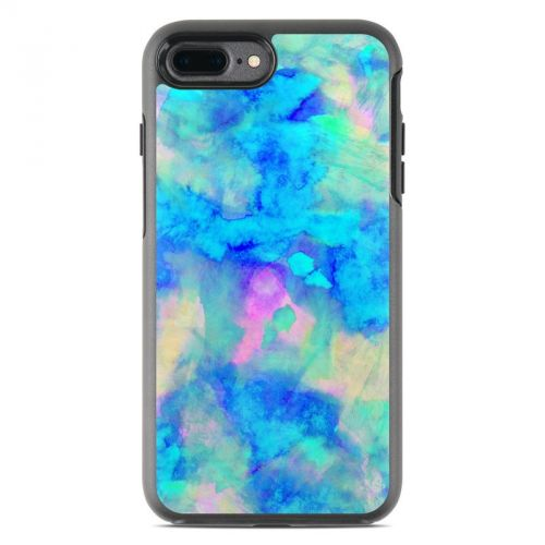 Electrify Ice Blue OtterBox Symmetry iPhone 8 Plus Case Skin