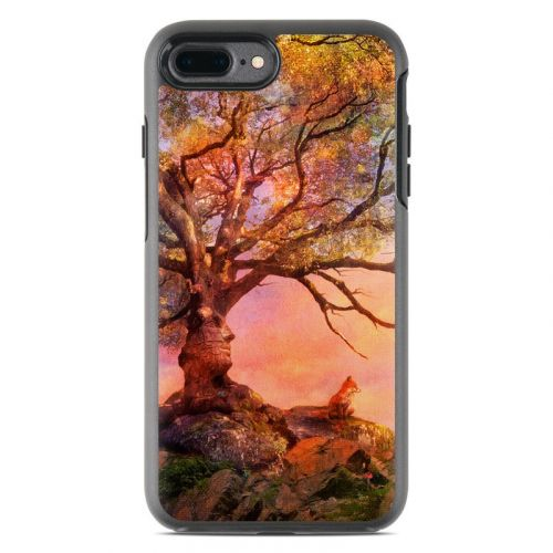 Fox Sunset OtterBox Symmetry iPhone 7 Plus Skin