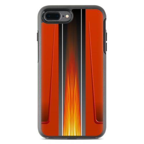 Hot Rod OtterBox Symmetry iPhone 8 Plus Case Skin