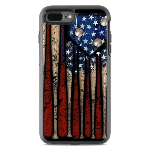 Old Glory OtterBox Symmetry iPhone 7 Plus Skin