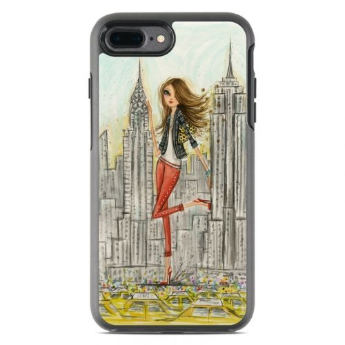 The Sights New York OtterBox Symmetry iPhone 8 Plus Case Skin