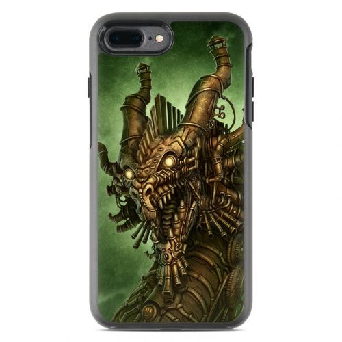 Steampunk Dragon OtterBox Symmetry iPhone 8 Plus Case Skin