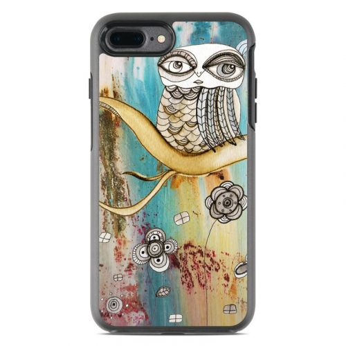 Surreal Owl OtterBox Symmetry iPhone 8 Plus Case Skin